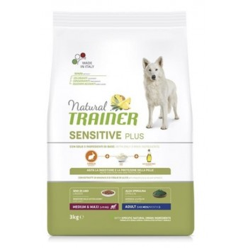 NATURAL TRAINER MAXI ADULT CONFEZIONE 3 KG